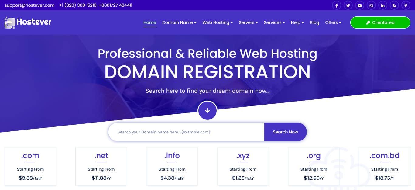 hostever.com