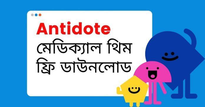 antidote wordpress theme